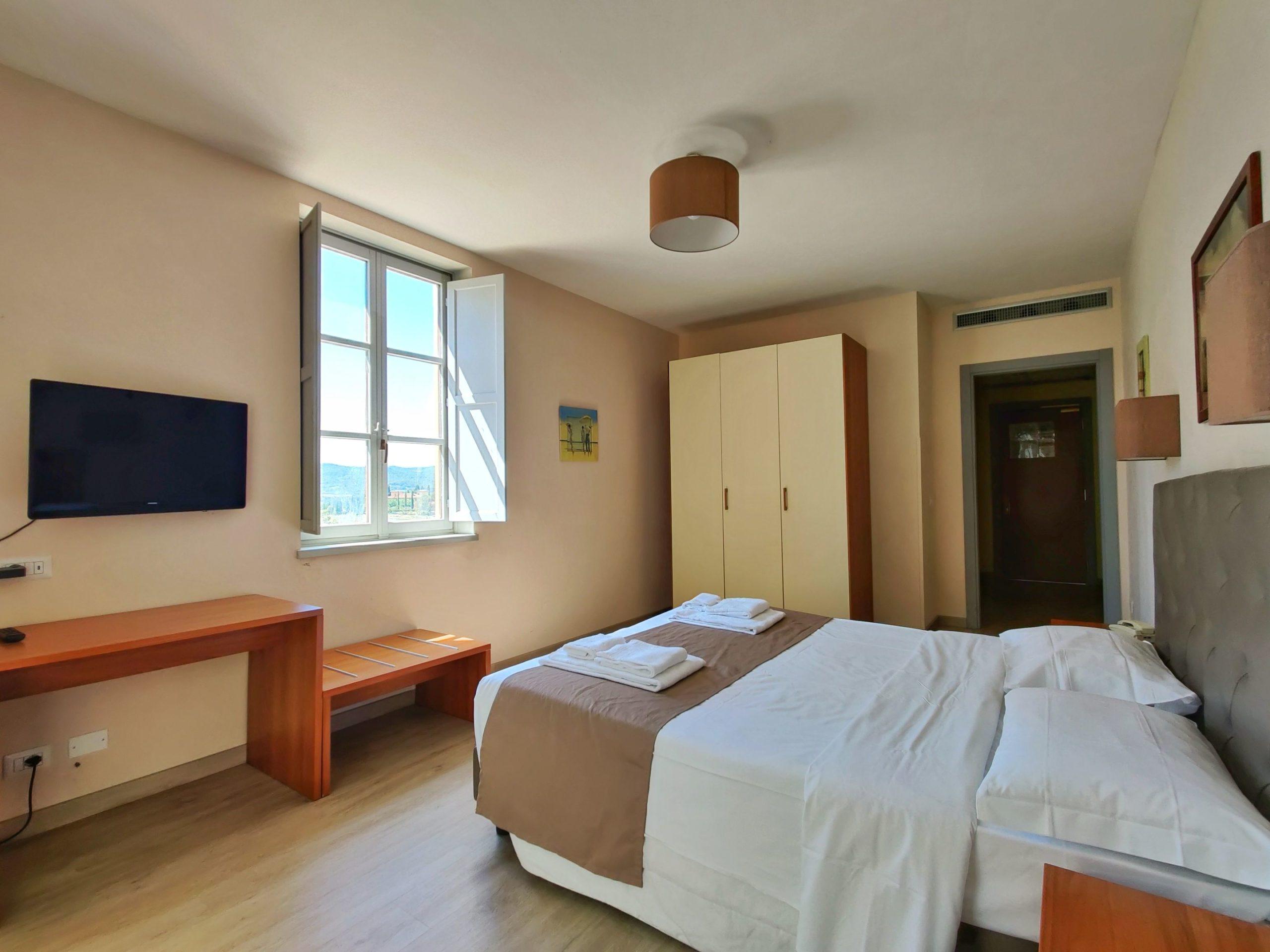Camera Superior Hotel Toscana Verde